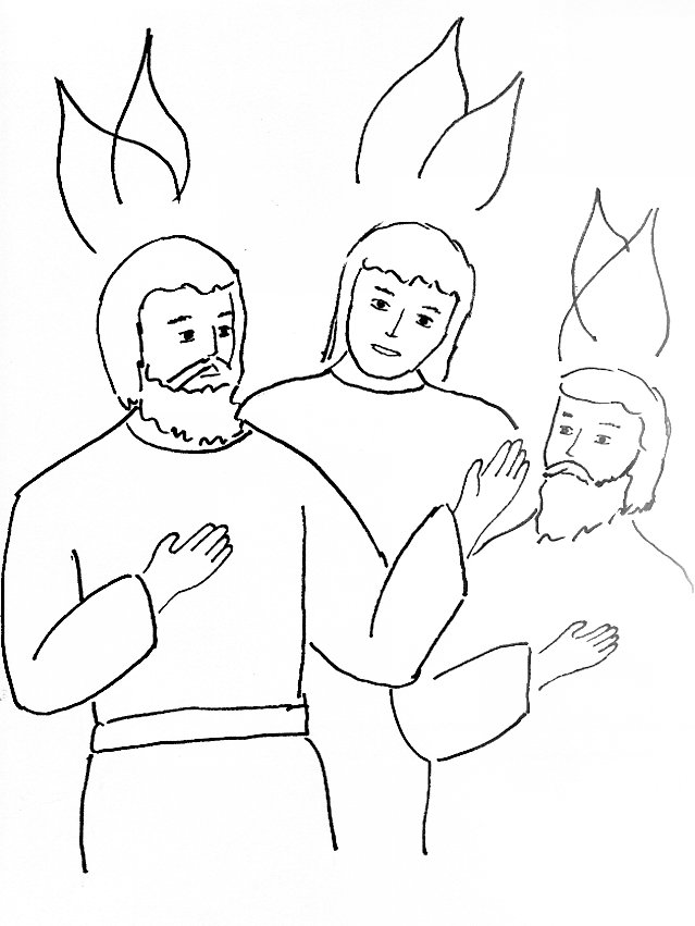 holy ghost coloring pages az coloring pages