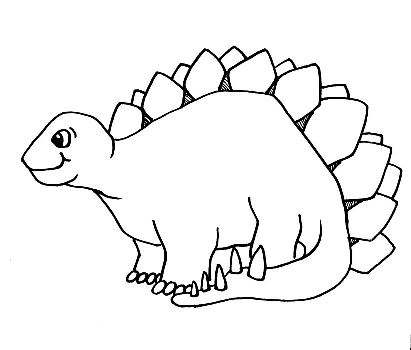 dinosaur clipart black and white dinosar1 png pictures to pin on