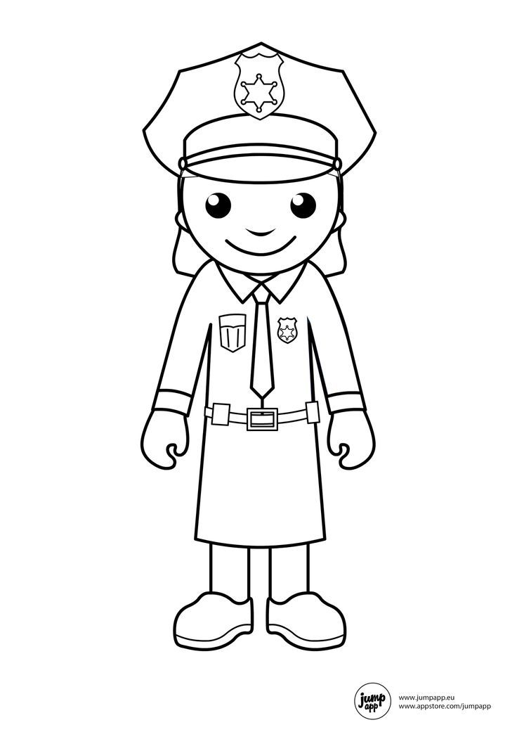 police color pages az coloring pages