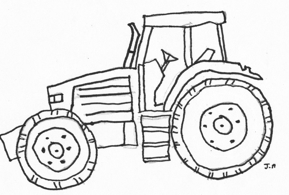 coloring pages exclusive tractor coloring pages coloring page id