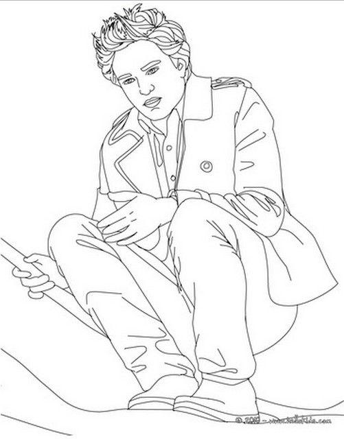 free printable twilight coloring pages az coloring pages