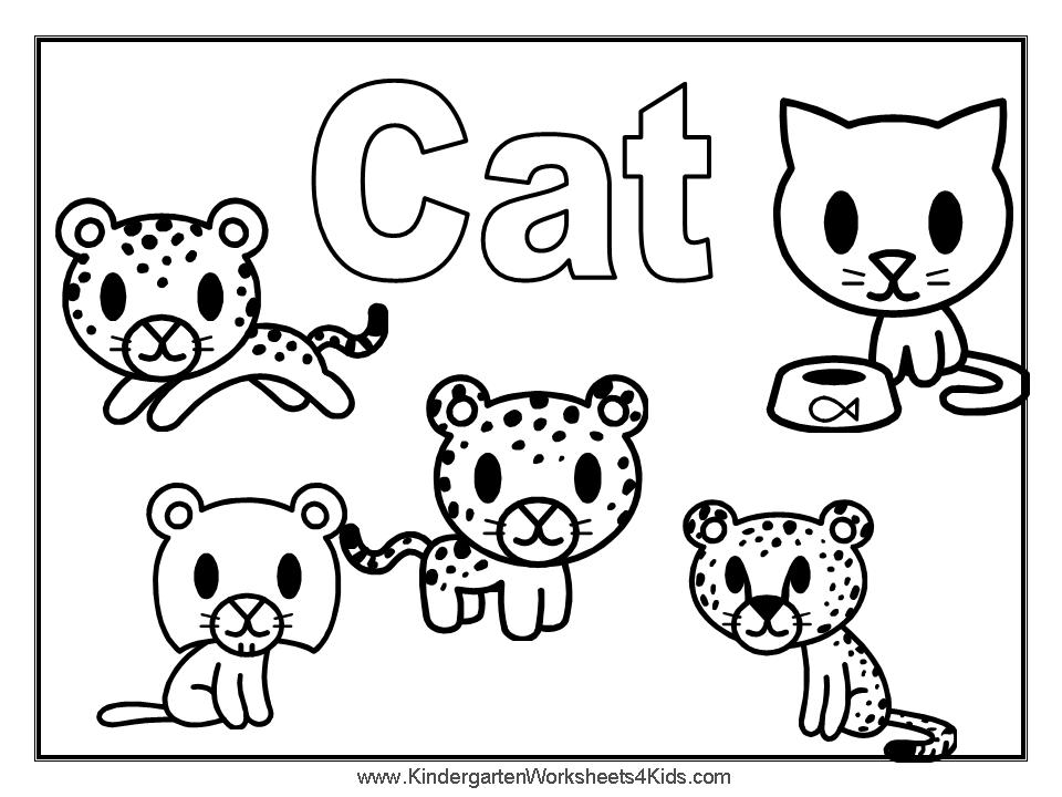dog and cat coloring pages coloring pages