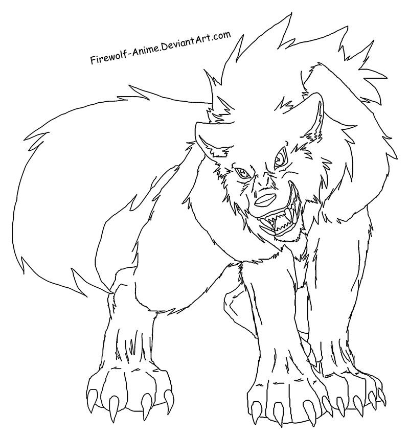coloring pages of wolves az coloring pages