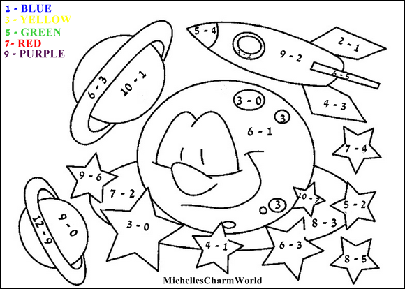 Addition Subtraction Coloring Worksheets Davezan – Addition Color Worksheets