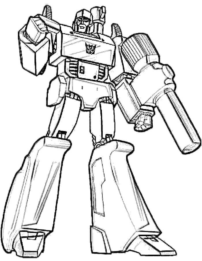 optimus prime coloring pages to print az coloring pages