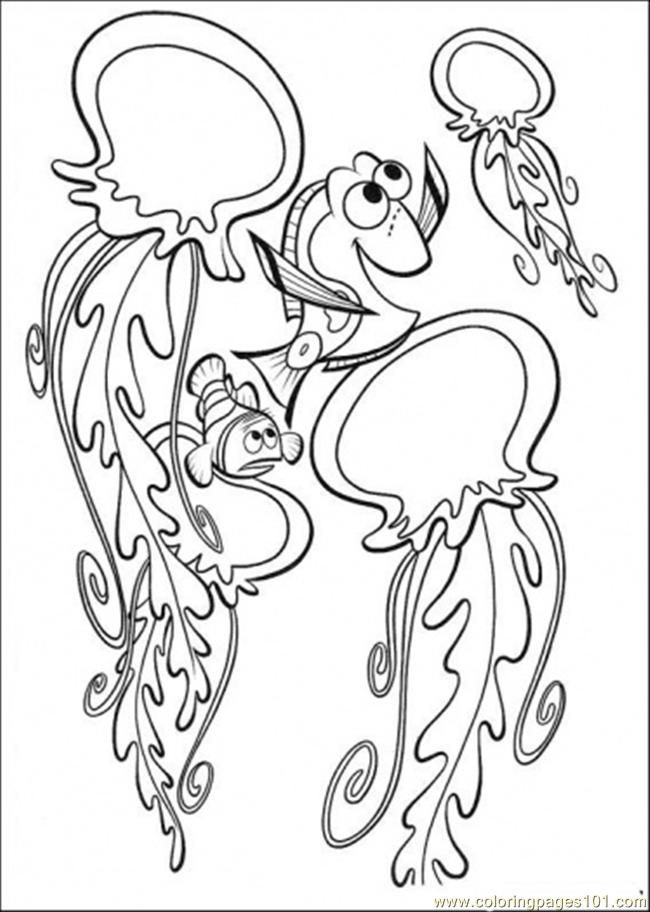 jelly fish coloring pages az coloring pages