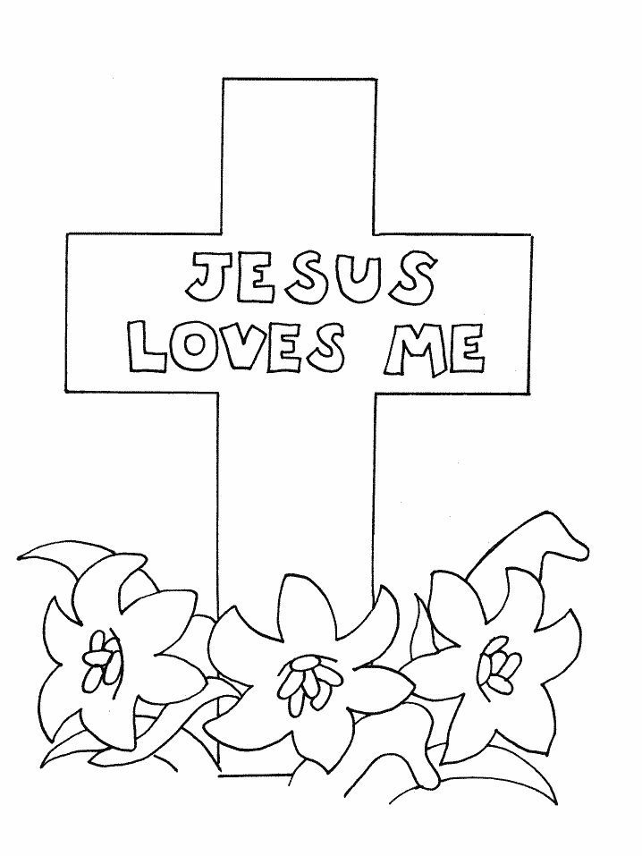jesus easter coloring pages az coloring pages