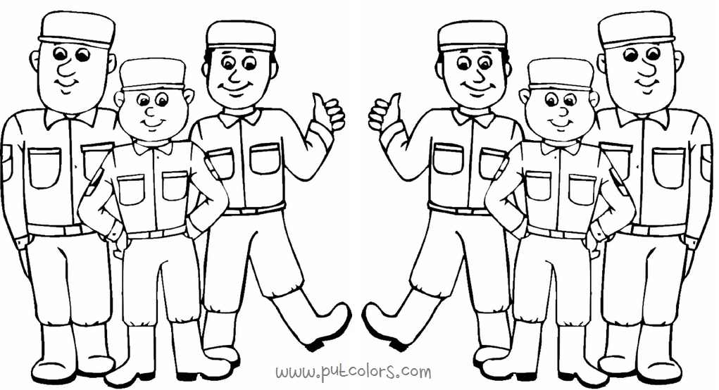 soldier coloring pages for kids az coloring pages
