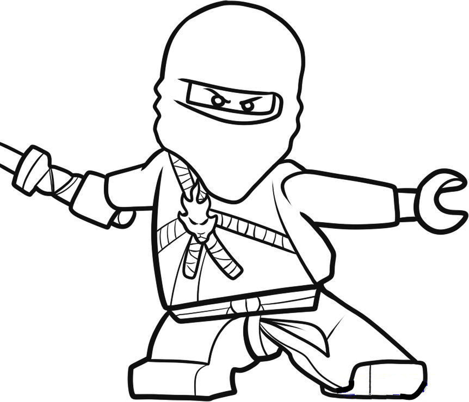 these free ninja coloring pages for free free ninja coloring pages