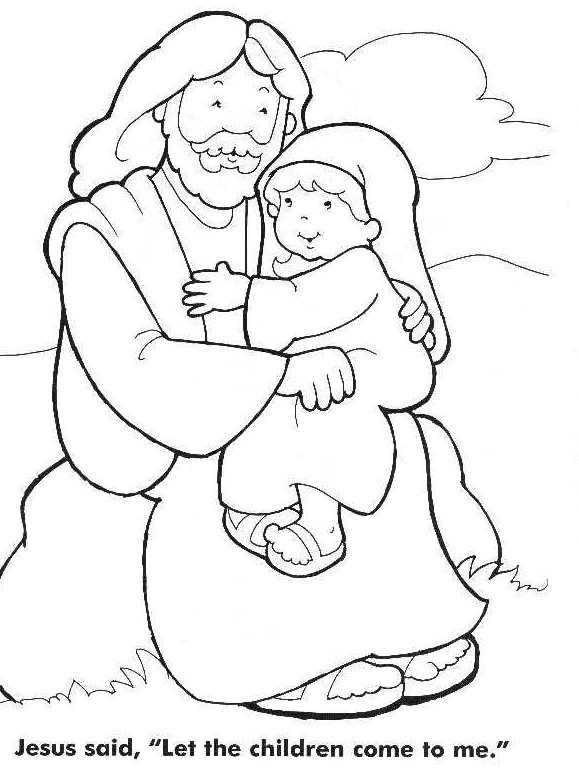 jesus loves the little children coloring pages az coloring pages