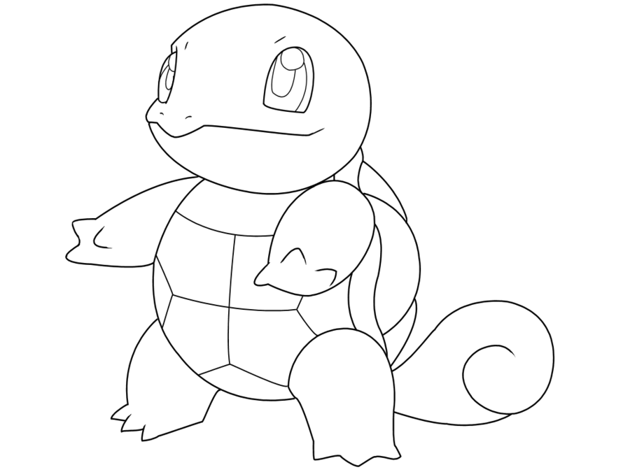 squirtle coloring pages az coloring pages