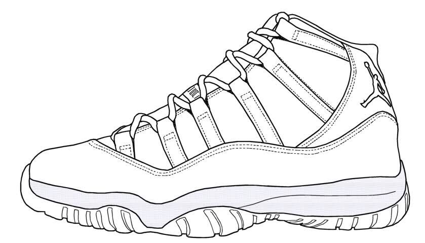Lebron James And Air Jordan Coloring Pages To Print Michael Shoes ...   479x839