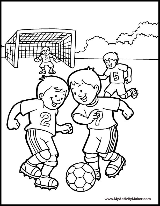 free soccer coloring pages az coloring pages