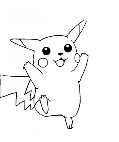 pikachu and squirtle coloring page coloring pages