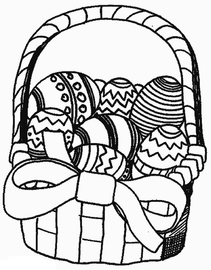 free printable easter egg coloring pages az coloring pages