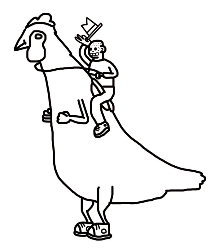 outline coloring pages for free chicken outline coloring pages