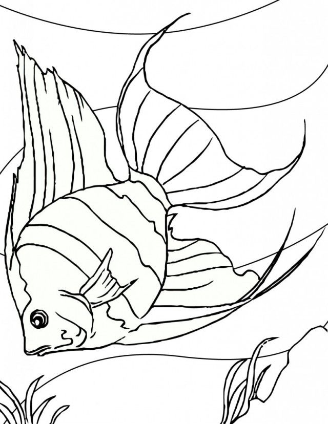 coloring pages fish bowl coloring pages for kids 108271 fish bowl az