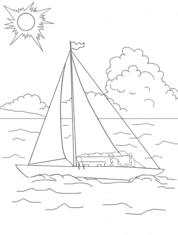 free summer coloring pages for kids az coloring pages