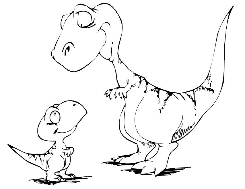 kids coloring cute dinosaur coloring pages cute dinosaurs coloring