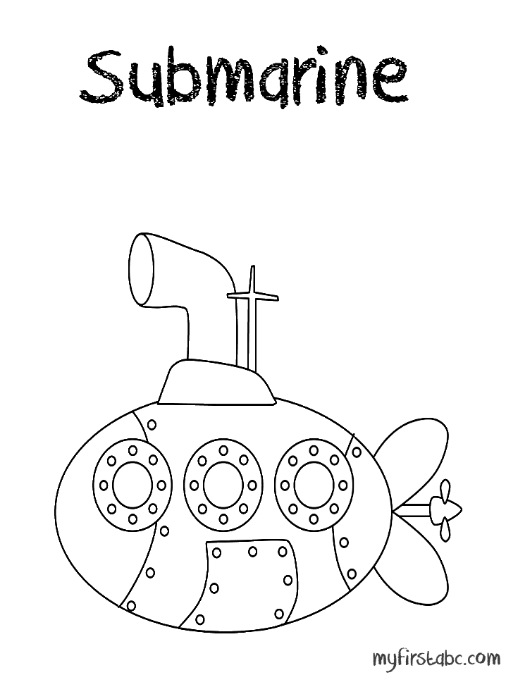 beatles yellow submarine coloring page az coloring pages