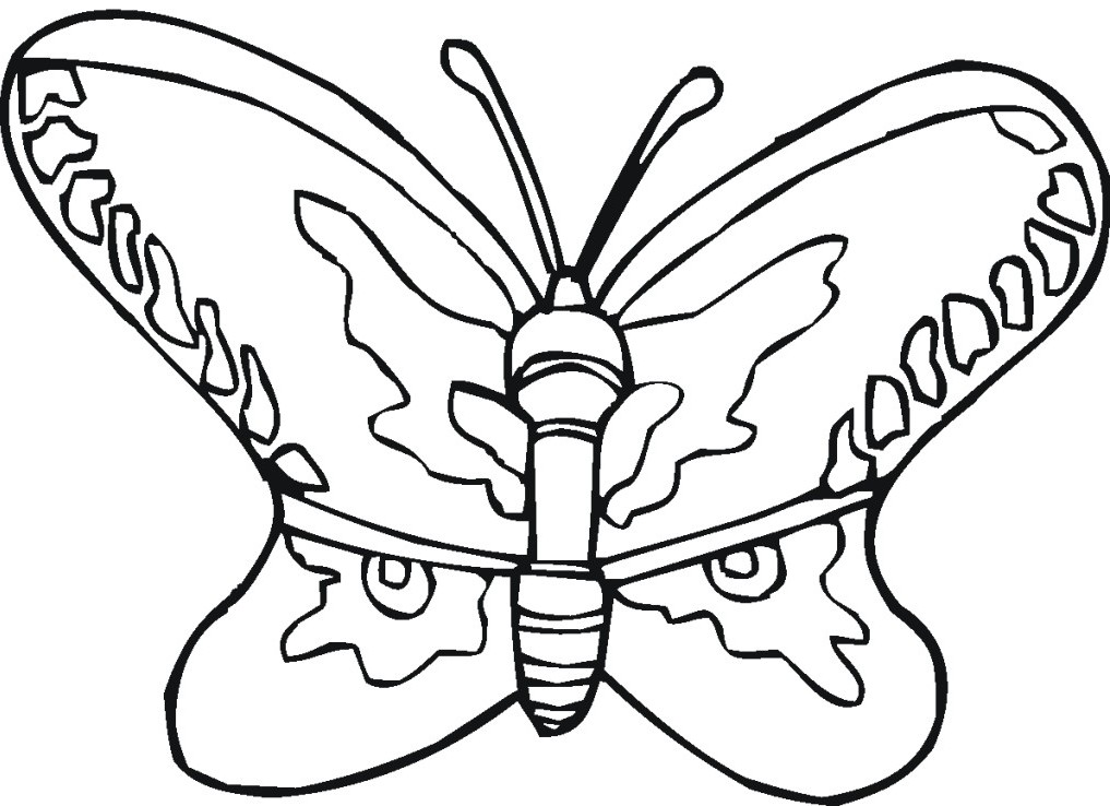 butterfly coloring sheets free printables butterfly coloring az
