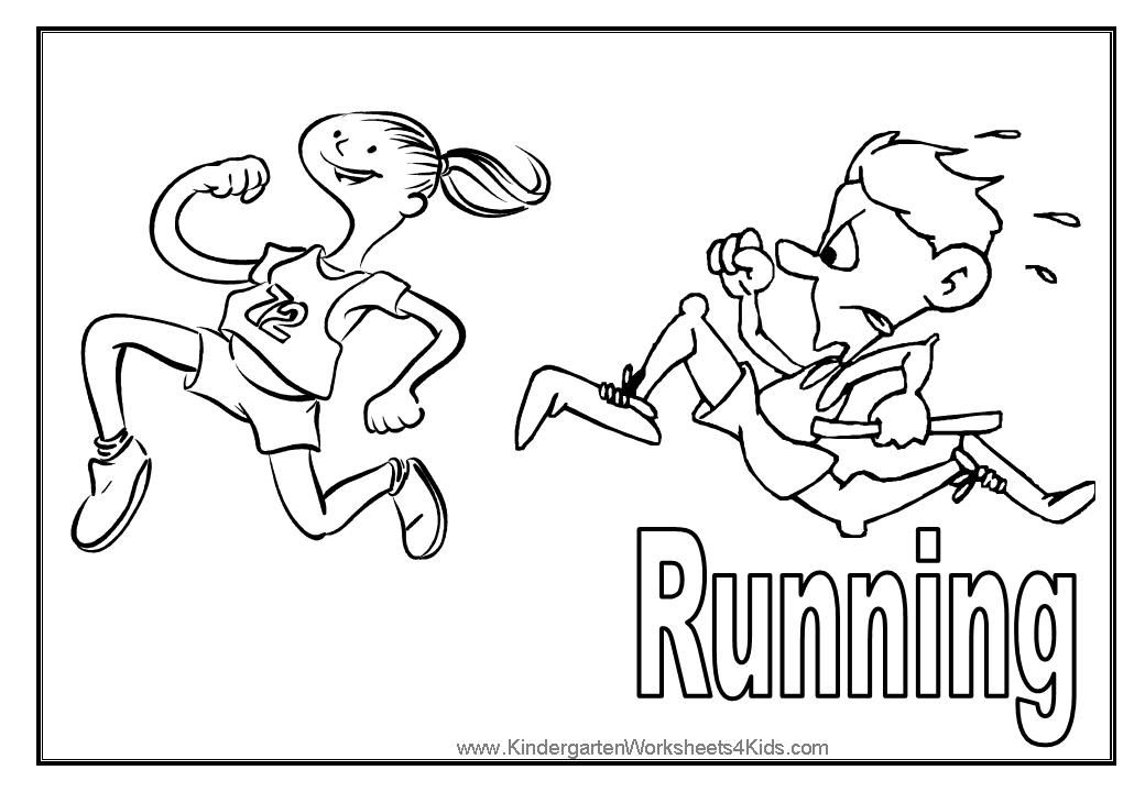 sport coloring pages for kids az coloring pages