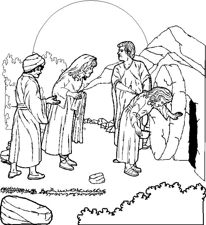 free printable christian easter coloring sheets religious easter