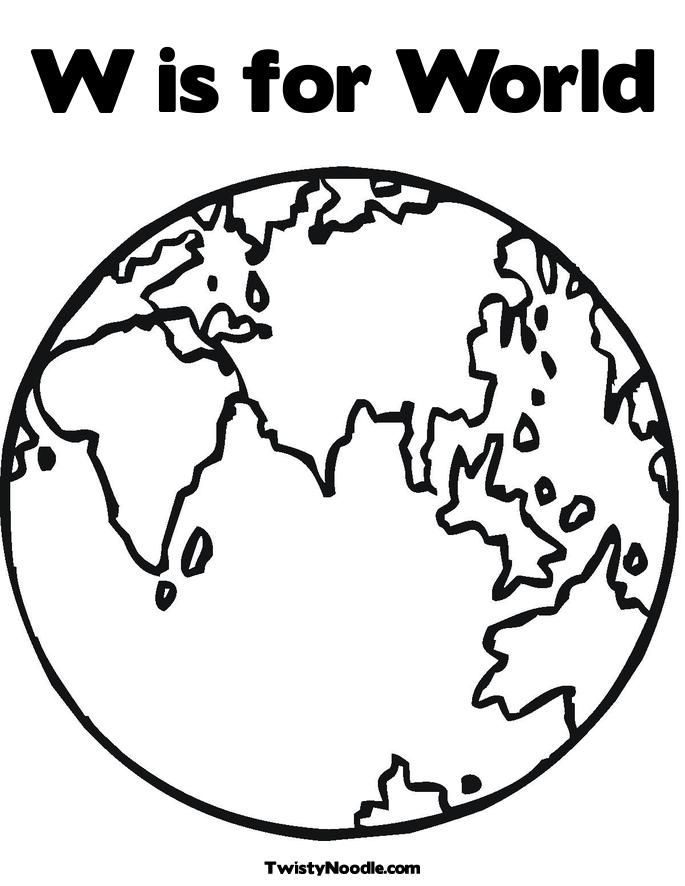 globe with people coloring page globe in world map coloring page