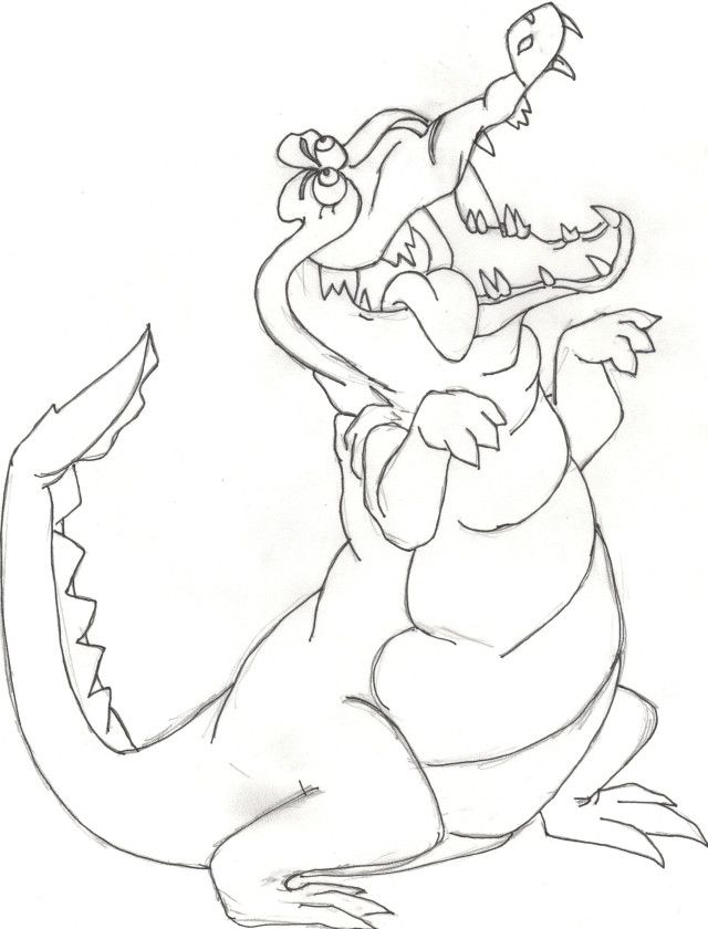 peter pan coloring pages peter pan crocodile coloring pages kids