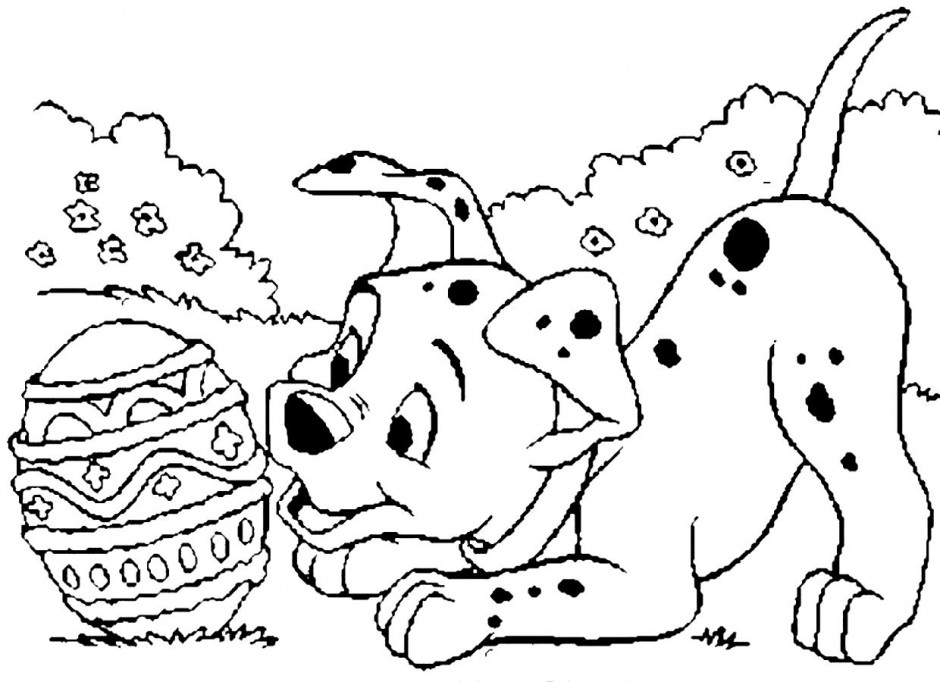 dalmatian puppy coloring page coloring pages now