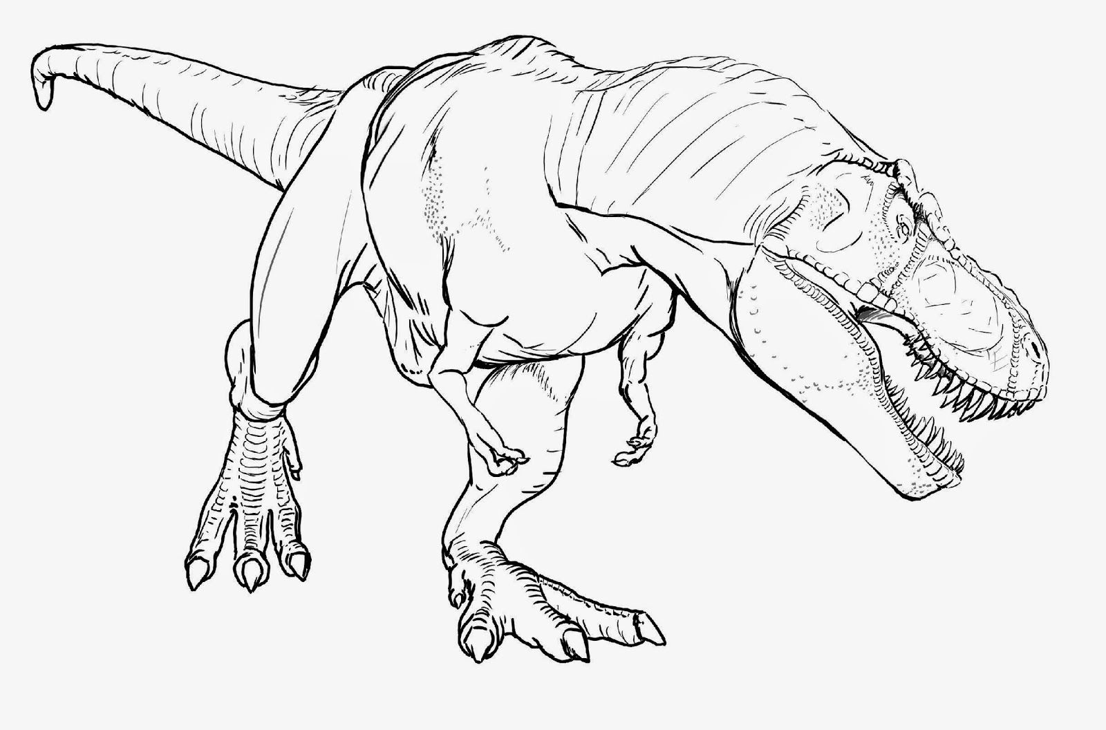 cute t rex coloring page az coloring pages