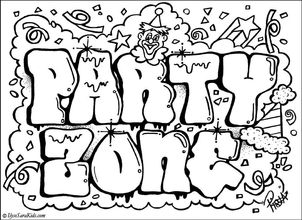 cool letter a z coloring pages free printable coloring pages