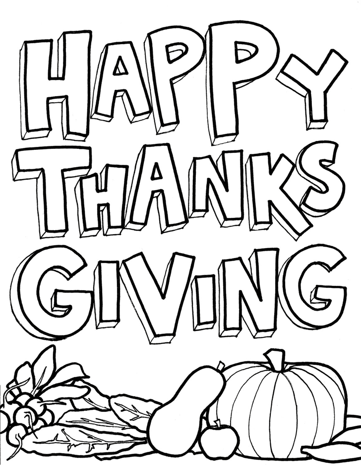 thanksgiving coloring pages for kids az coloring pages