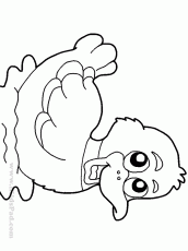 baby duck coloring printable az coloring pages