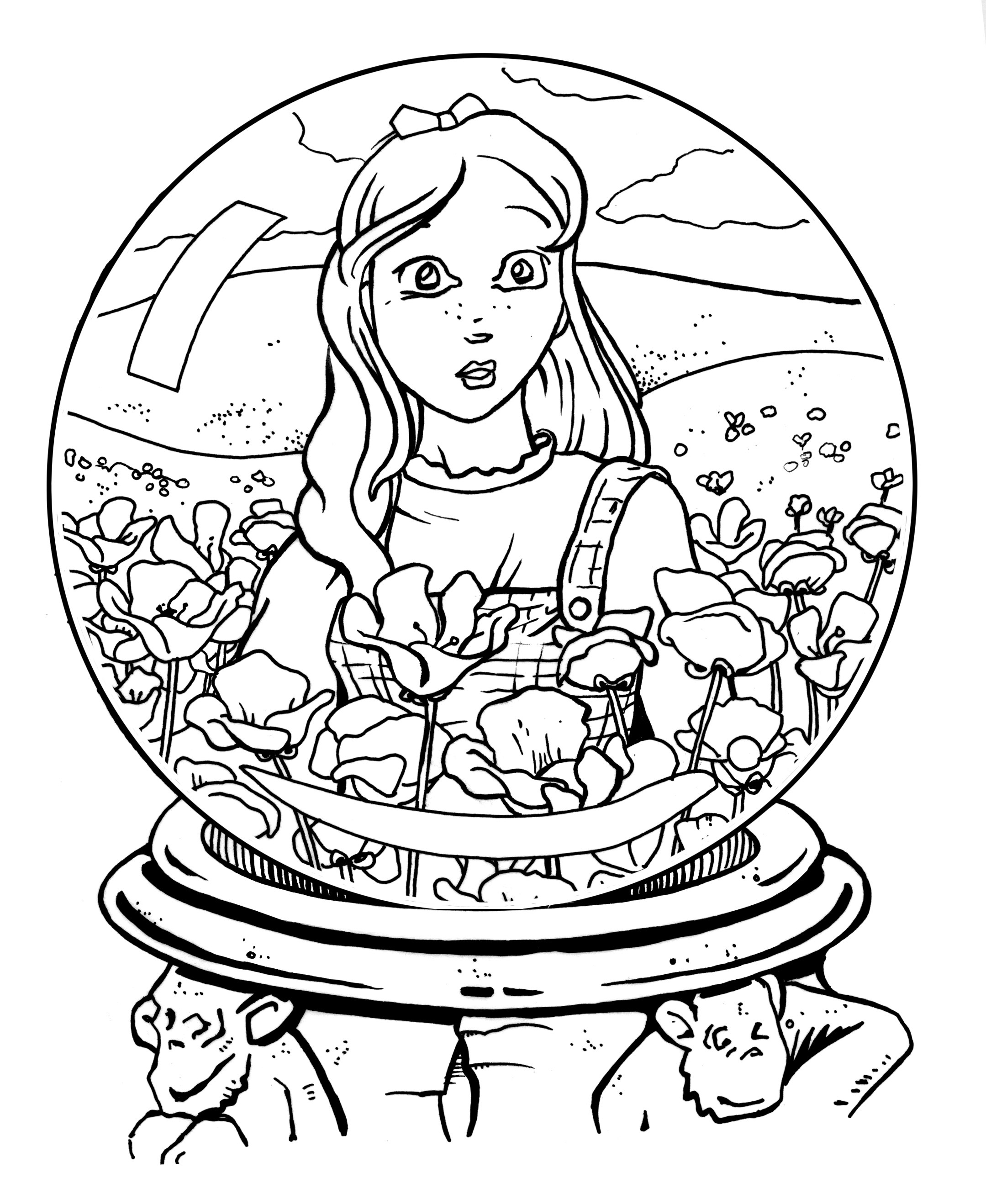 Gallifrey Coloring Pages Coloring Pages