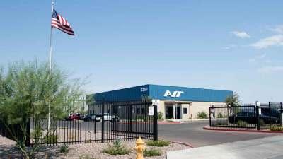 Werner Truck Driving Training Facility in Phoenix, Arizona