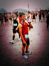 Myself after the race.