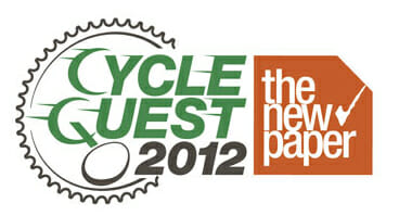 The New Paper Cycle Quest 2012
