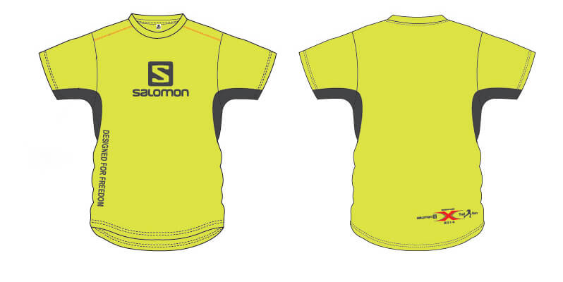 Salomon X-Trail Event T-Shirt