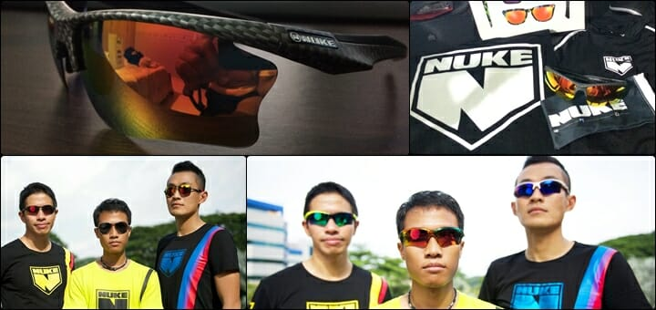 I officially joined Nuke Optics as an athlete in March this year.