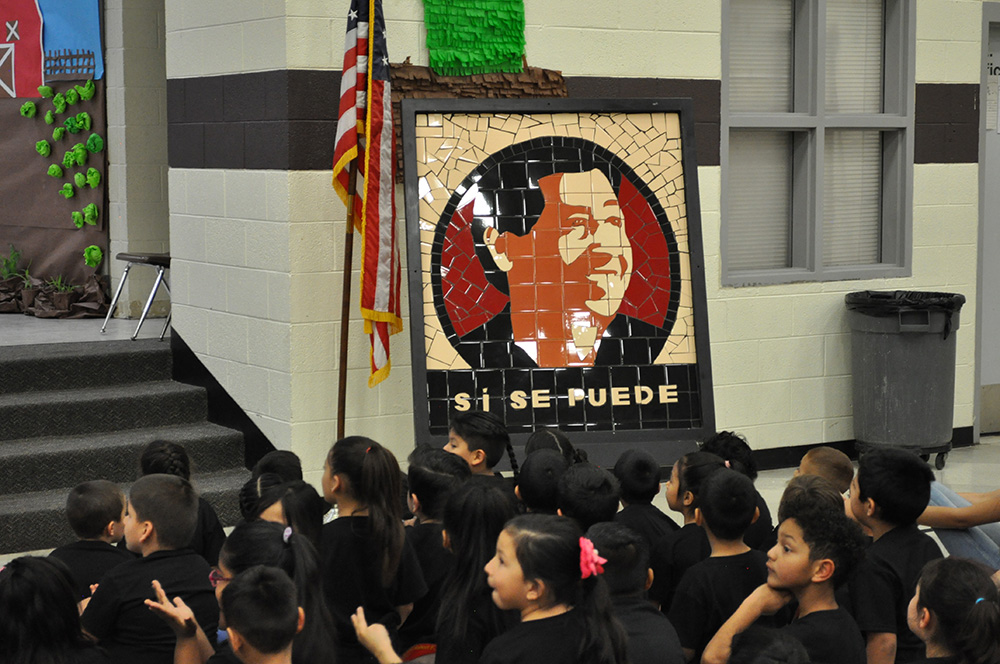 Arizona Students Celebrate The Life And Work Of Cesar