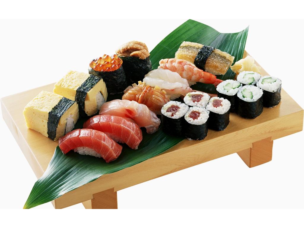 Workshop Sushi
