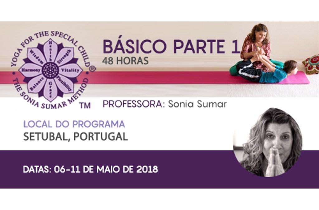 Curso Yoga – 06 a 11 Maio 2018