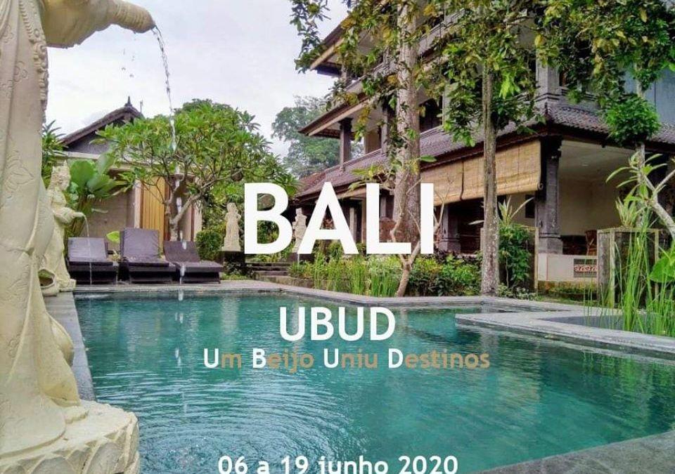 Viagem a Bali – Ubud