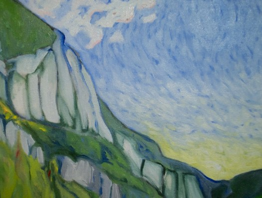 Paysage detail - beefed up the clouds a little bit.