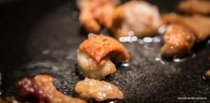 Kacsatepertő - kemencés kacsa lilakáposztával