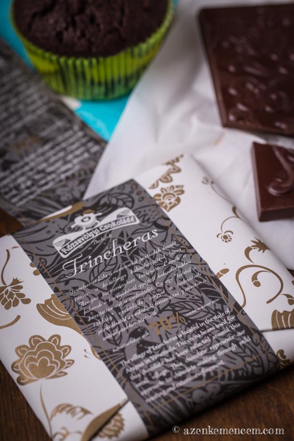 Rózsavölgyi Csokoládé - Trincheras
