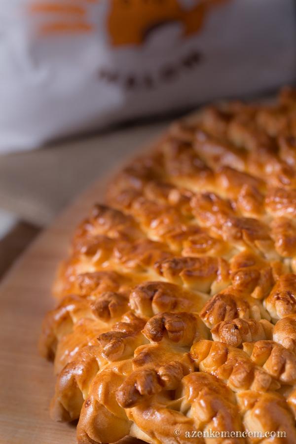 Aratási kenyér - 100 darab búzaszemből készült