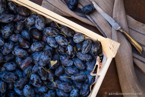 Szilvalekvár cukor nélkül - semmi más csak a gyümölcs