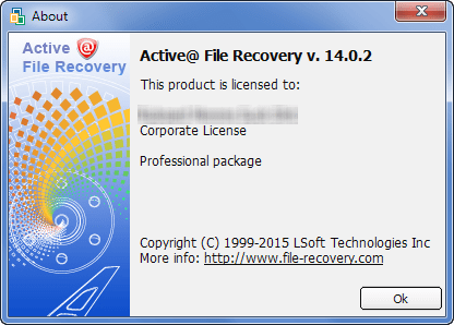 Active File Recovery 18.0.2 Crack + Serial Key Full Free Download